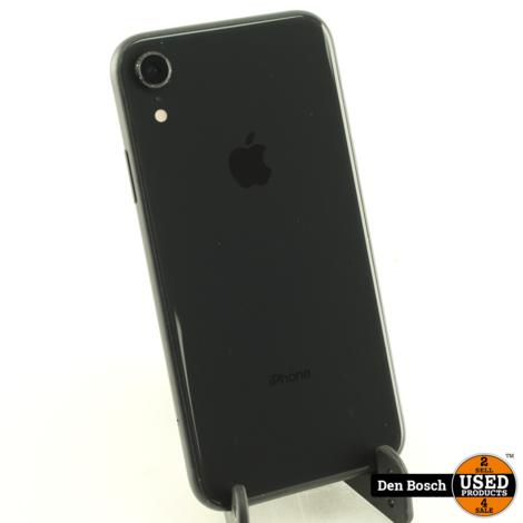 Apple iPhone Xr 128GB Black met 3 Maanden Garantie