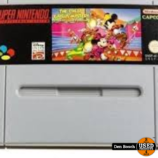 the Great Circus Mystery - SNES Game