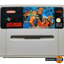 Art of Fighting - SNES Game