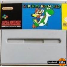 Super Mario World - SNES Game