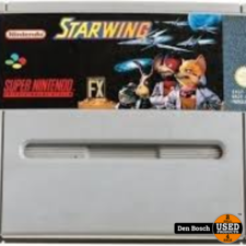 Starwing - SNES Game