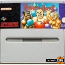 Super Punch Out - SNES Game