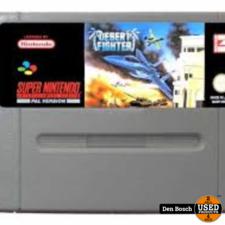 Desert Fighter - SNES Game