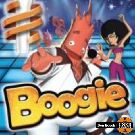 Boogie - Wii Game