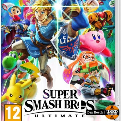 Super Smash Bros. Ultimate - Switch Game