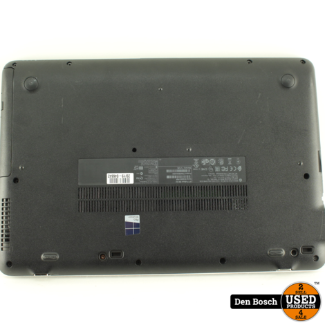 HP ProBook 650 G2 Intel Core i5-6200U 2.30GHz 8GB 512GB SSD