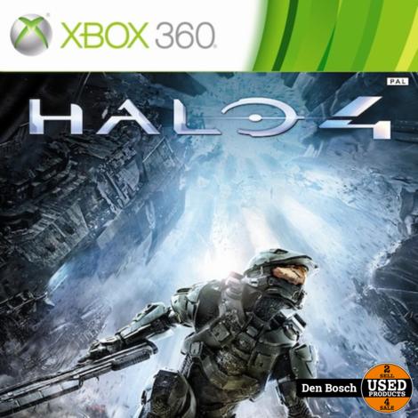 Halo 4 - XBox360 Game