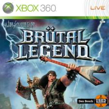Brutal Legend - XBox360 Game