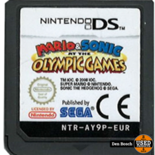 Mario & Sonic At the Olympic Games - DS Game