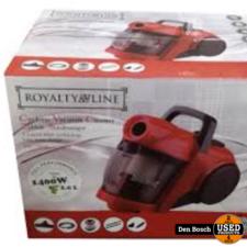 Royalty  Line PSC-700W.76NE-116 700 watt Multicyclone Stofzuiger