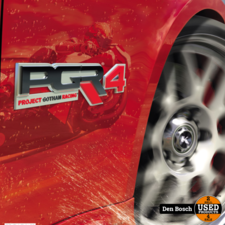 Project Gotham Racing 4 - XBox360 Game