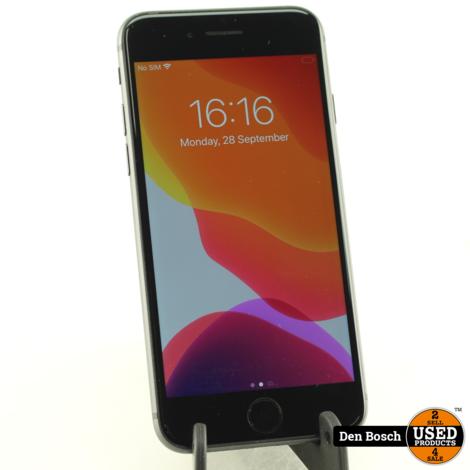 Apple iPhone 8 64GB Black (Speakerfunctie tijdens bellen werkt niet)