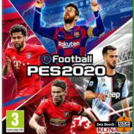 eFootball PES 2020 - Xbox One Game