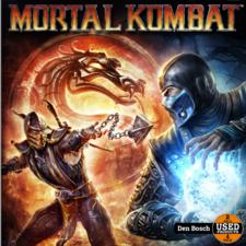 Mortal Kombat - Xbox360 Game (Sealed)