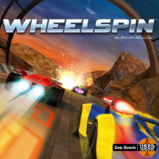 Wheelspin - Wii Game