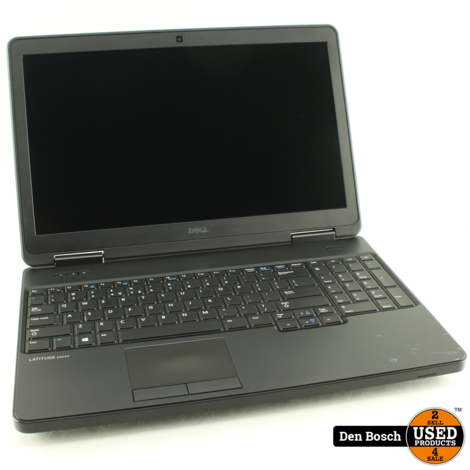 Dell Latitude E5540 Intel i5-4210U 1.7GHz 4GB 500GB SSHD