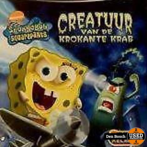 Spongebob Creatuur van de Krokante Krab - Gamecube Game