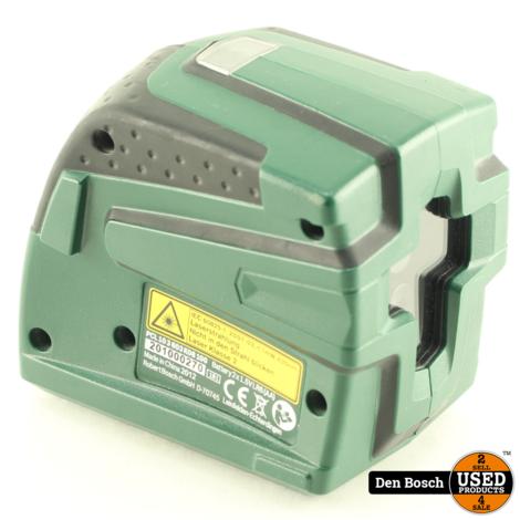 Bosch PCL 10 Kruislijnlaser met Statief