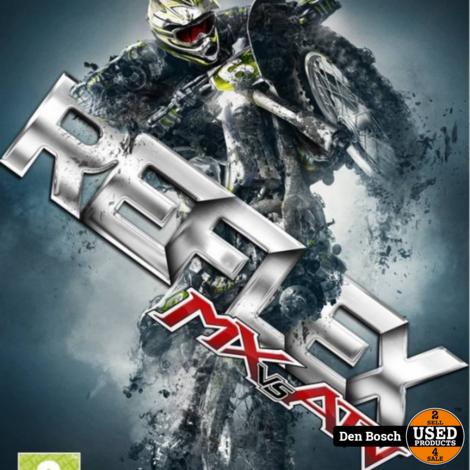 MX vs ATV Reflex - XBox360 Game