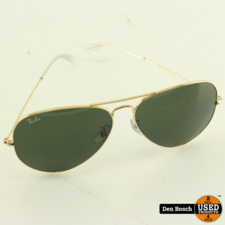 Ray-Ban RB3025 Aviator Large Zonnebril