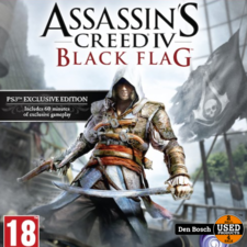 Assassin's Creed 4 Black Flag - PS3 Game
