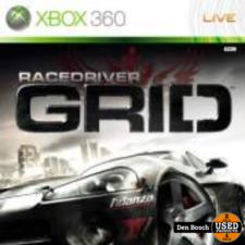 Racedriver Grid - Xbox 360 Game