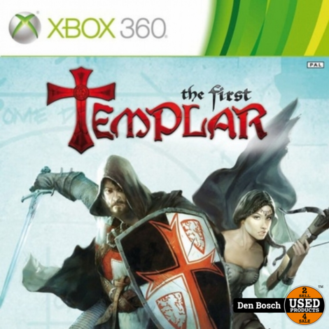 the First Templar - XBox 360 Game