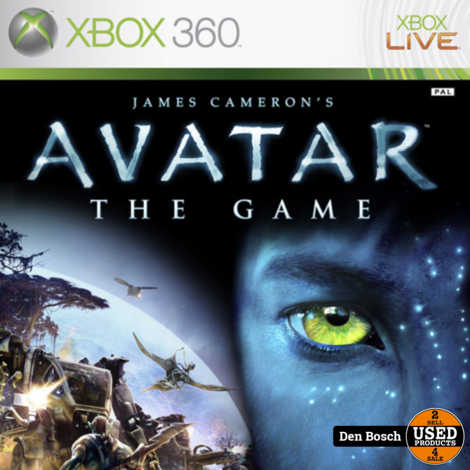 Avatar the Game - XBox 360 Game