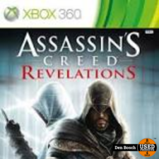 Assassin's Creed Revelation - XBox 360 Game