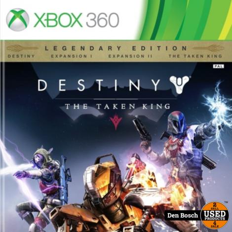 Destiny (Taken King Legendary Edition Zonder Codes) - Xbox360 Game