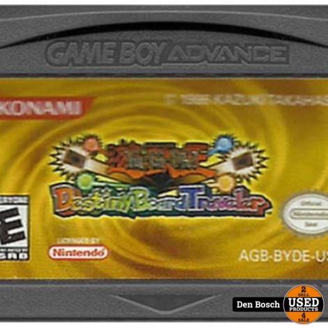 Yu Gi Oh! Destiny Board Traveler (losse cassette) - GBA Game