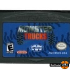 Monster Trucks (losse cassette) - GBA Game