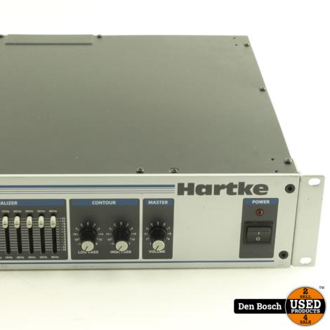 Hartke HA2500 Basversterker + Flightcase