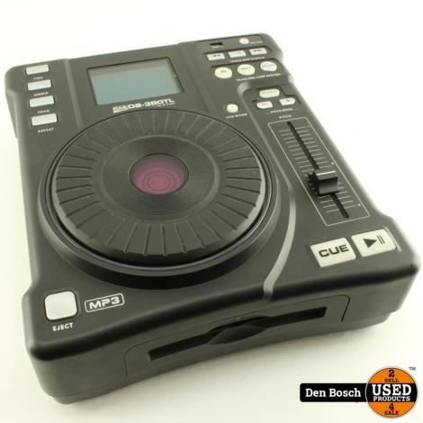 Dap Audio DS-380TL Table Top CD-Speler