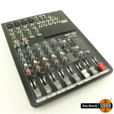 DAP Audio Gig-83CFX 8-Kanaals Mixer