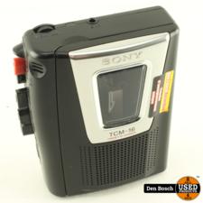 Sony TCM-16 Portable Cassetterecorder