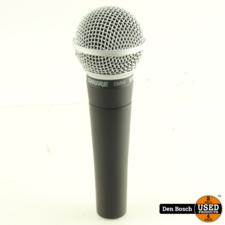 Shure SM-58 Microfoon
