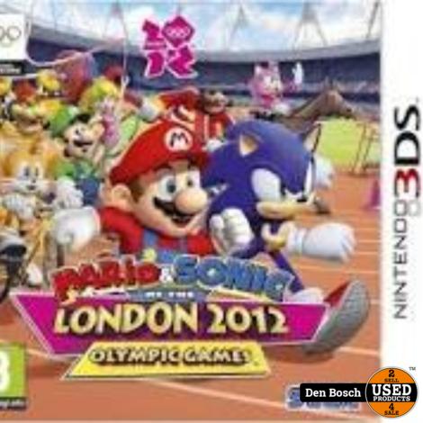 Mario & Sonic op de London 2012 Olympische Spelen - DS Game