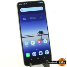 Alcatel 3 2019 32GB Zwart/Blauw