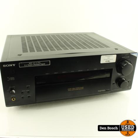 Sony STR-DB725 Receiver met 3 Maanden Garantie