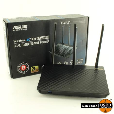 Asus RT-AC1900U Router met 3 Maanden Garantie