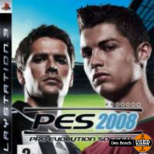 Pes 2008 - PS3 Game