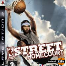 Street Homecourt - PS3 Game