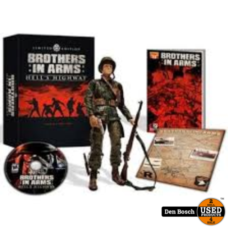 Brothers in Arms Hell's Highway Limited Edition - PS3 Game