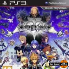 Kingdom Hearts  hd II.5 Remix - PS3 Game