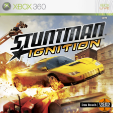 Stuntman Ignition - XBox 360 Game