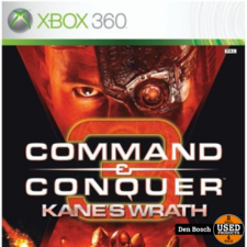 Command & Conquer 3 Kane's wrath - XBox 360 Game