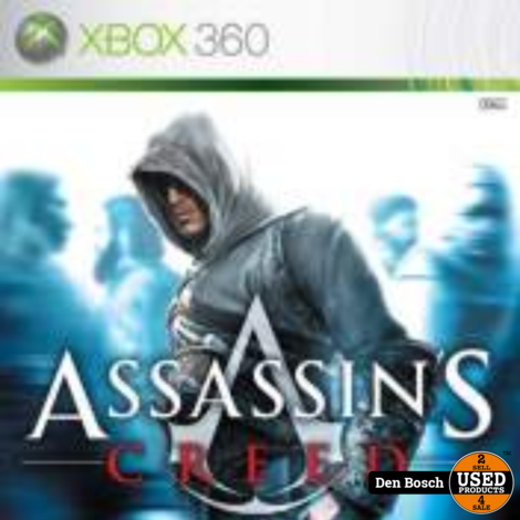 Assassin's Creed - XBox 360 Game