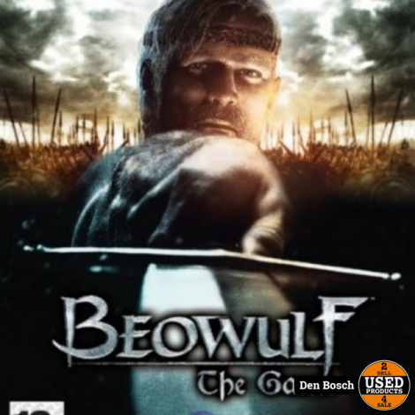 Beowulf the Game - XBox 360 Game