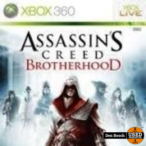 Assassin's Creed Brotherhood - Xbox 360 Game